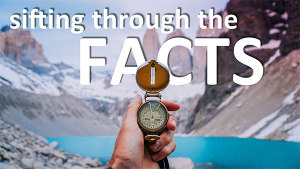 Sifting Through the Facts Webinar series image