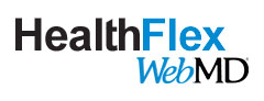 HealthFlex WebMD Graphic